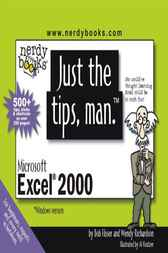 Just the Tips, Man for Excel 2000
