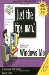 Just the Tips, Man for Microsoft Windows ME by Bob Flisser