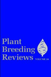 Plant Breeding Reviews, Volume 20 by Jules Janick