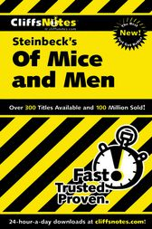 Steinbeck's Of Mice and Men by Susan Van Kirk