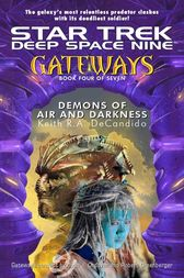 Gateways #4 by Keith R. A. DeCandido