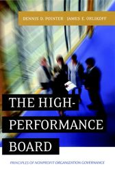 The High-Performance Board by Dennis D. Pointer