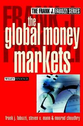 The Global Money Markets by Frank J. Fabozzi