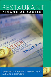 Restaurant Financial Basics by Raymond S. Schmidgall