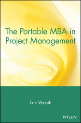 The Portable MBA in Project Management by Eric Verzuh