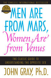 men from mars women are from venus john gray first print - photo #3