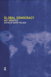 Global Democracy by Barry Holden