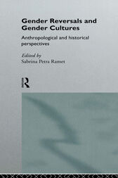 Gender Reversals and Gender Cultures by Sabrina Petra Ramet
