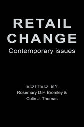 Retail Change by Rosemary D.F. Bromley
