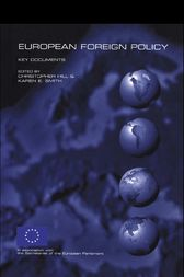 European Foreign Policy by Christopher Hill
