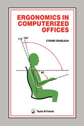 Ergonomics In Computerized Offices by E. Grandjean