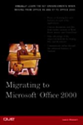 Migrating to Microsoft Office 2000, Adobe Reader