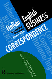 Italian/English Business Correspondence