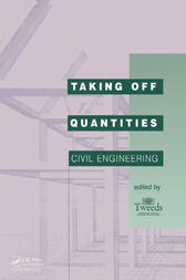 Taking Off Quantities: Civil Engineering by Bryan Spain