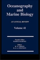 Oceanography and Marine Biology: Volume 41