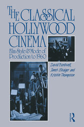 The Classical Hollywood Cinema