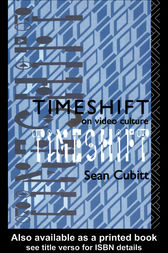 Timeshift by Sean Cubitt