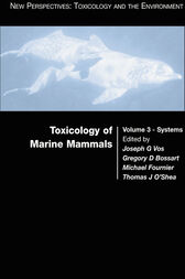 Toxicology of Marine Mammals by Joseph G. Vos