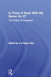 Is There A Desk With My Name On It? by Roger Slee