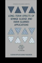 Long-term Effects of Sewage Sludge and Farm Slurries