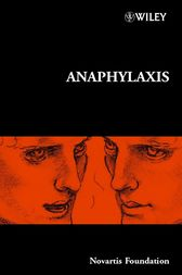 Anaphylaxis by Novartis Foundation Symposium