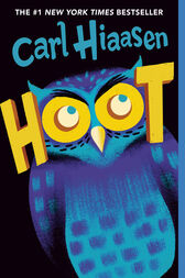 Hoot by Carl Hiaasen