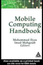Mobile Computing Handbook by Mohammad Ilyas