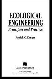Ecological Engineering by Patrick Kangas