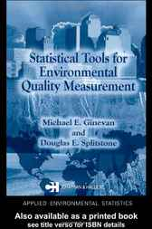 Statistical Tools for Environmental Quality Measurement by Douglas E. Splitstone