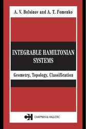 Integrable Hamiltonian Systems by A.V. Bolsinov