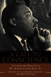 A Call to Conscience by Clayborne Carson