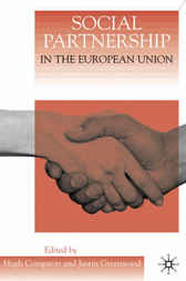 Social Partnership in the European Union by Hugh Compston