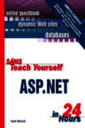 Sams Teach Yourself ASP.NET in 24 Hours Complete Starter Kit, Adobe Reader by Scott Mitchell