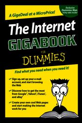 The Internet GigaBookFor Dummies