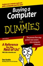 Buying a Computer For Dummies by Dan Gookin