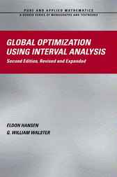 Global Optimization Using Interval Analysis by Eldon Hansen