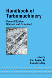 Handbook of Turbomachinery by Jr. Logan