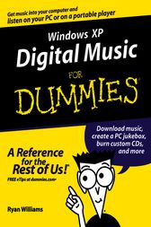 Windows XP Digital Music For Dummies by Ryan C. Williams