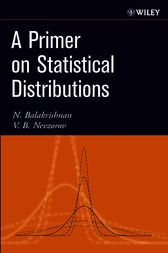 A Primer on Statistical Distributions