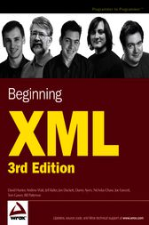 Beginning XML by David Hunter