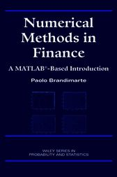 Numerical Methods in Finance by Paolo Brandimarte