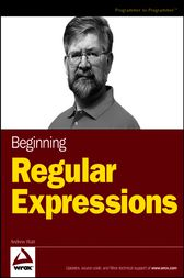 Beginning Regular Expressions