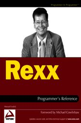 Rexx Programmer's Reference by Howard Fosdick