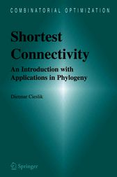 Shortest Connectivity by Dietmar Cieslik