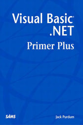 Visual Basic .NET Primer Plus, Adobe Reader by Jack Purdum