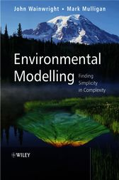 Environmental Modelling by John Wainwright
