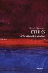 Ethics: A Very Short Introduction by Simon Blackburn