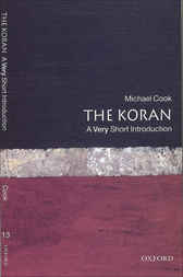 The Koran: A Very Short Introduction by Michael Cook