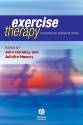 Exercise Therapy by John Gormley