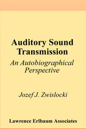 Auditory Sound Transmission